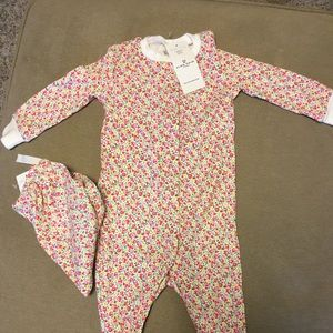 Baby one piece Ralph Lauren size 9M